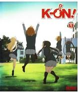 K-On! (keion) Season 1, volume 4 (episodes 12-14) Blu-ray, Widescreen - $14.99
