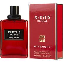 Givenchy Xeryus Rouge Perfume Men's Cologne Eau de Toilette 3.3/3.4oz se... - $54.98