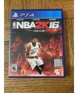 NBA 2K16 Playstation 4 Game - $29.58