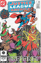 Justice League of America Comic Book #223, DC Comics 1984 NEAR MINT NEW ... - $5.94