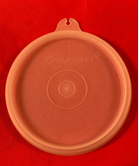 "Vintage Tupperware #733 Small Clear Round REPLACEMENT LID ""H"" Tupper-Sea... - $5.93"