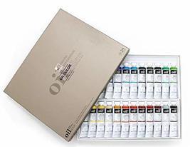 Shinhan Art Oil Colors Paints Set 24 Colors