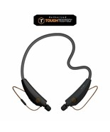 ToughTested - Flex ProComm 2 Durable Flexible Neck Band Bluetooth Wirele... - $48.99
