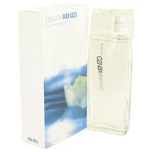 L'EAU PAR KENZO by Kenzo 3.4 oz 100 ml EDT Spray Perfume for Women New in Box - $65.23