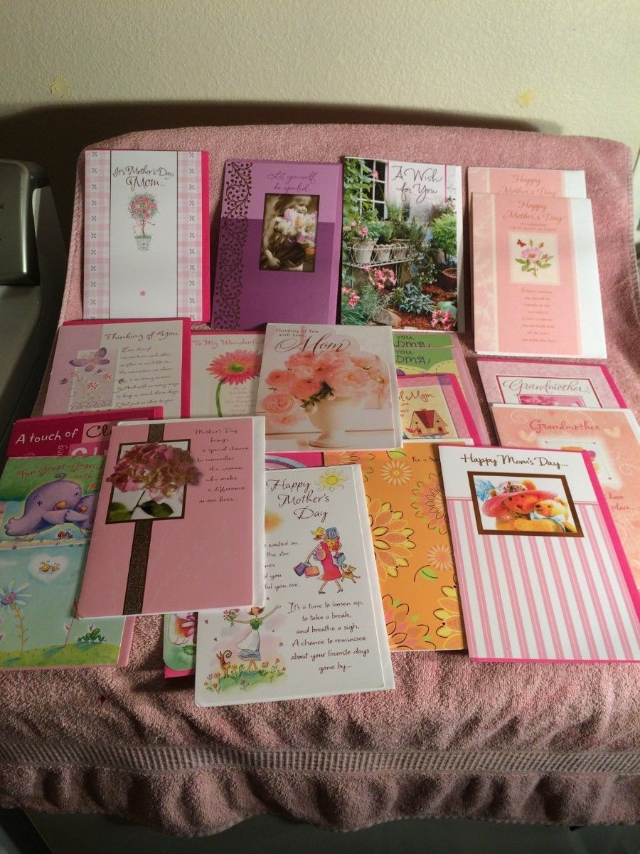 20 Mother S Day Cards Mom Grandma And 50 Similar Items