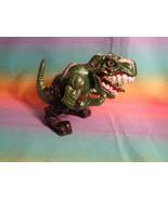 Vintage 1996 Mattel Street Sharks T-Bone T-Rex Extreme Dinosaurs Action Figure - $19.78