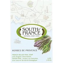 SOUTH OF FRANCE Herbs De Provence Bar Soap, 0.02 Pound - $6.99