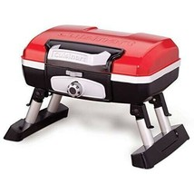 Gourmet Portable Tabletop Gas Grill, Red - $245.62