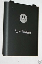 NEW OEM Original Motorola W755 Back Cover Door Black - $5.93
