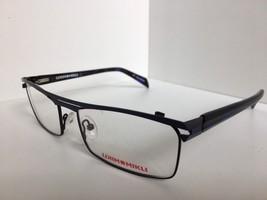 New Mikli by ALAIN MIKLI ML1306 ML 1306 C004 57mm Blue Black Eyeglasses Frame - $134.99