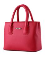Mixed Color Women Leather Shoulder Bags Medium Handbags Tote Bags  K218-2 - $39.99