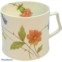 Mikasa Just Flowers Bone China Tea/Coffee Cup, Decoration Inside - $24.18