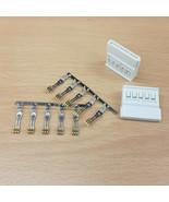Direkt SATA PC PSU Stromversorgung Verbinder - Weiß inklusive Pins - DIY... - $16.66