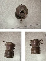 Auto Lite by Universal Lamp Co Vintage Coal Miners Lamp 1930s - $48.99
