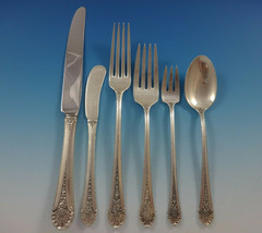 Royal Windsor by Towle Sterling Silver Flatware Set For 8 Service 53 Pieces - $2,495.00