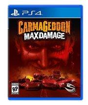 Carmageddon: Max Damage - PlayStation 4 [video game] - $37.94