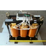 Toyo Giken HT-Y10EUL 3-phase transformer, 208 V HV : 200 V LV, 10 KVA - $410.22