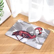 Door Mat Home Decor Anti-Slip Bathroom Kitchen Toilet Rug Printed Floor ... - $17.65+