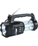 Supersonic SC-1093 20-LED 3-Way Emergency Radio, Flashlight, and Lantern - $40.23