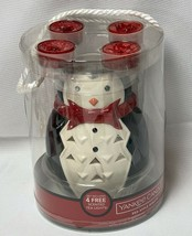 Yankee Candle Penugin Wax Candle Warmer NEW! - $26.99