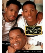 The Wayans Bros. Complete Series DVD Set 10-Disc Rare All Seasons - $21.99