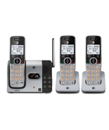 AT&T CL82314 3 Handset Expandable Cordless Phone W/Answering System & Ca... - $79.00