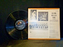 New Glenn Miller Orchestra - Miller Time AA-191755 Vintage Collectible 3 Albums image 4