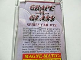 Micro-Trains # 06500116 Fruit Industries Grape to Glass 39' Single Tank Car (N) image 4