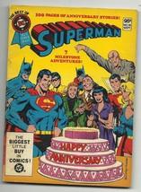 Best of DC Blue Ribbon Digest #16 - Superman - Batman - Lex Luthor - VG 4.0 - $4.79