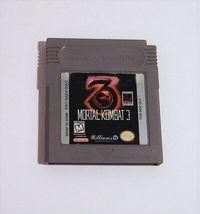 Mortal Kombat 3 (Nintendo Game Boy, 1995) - $11.95