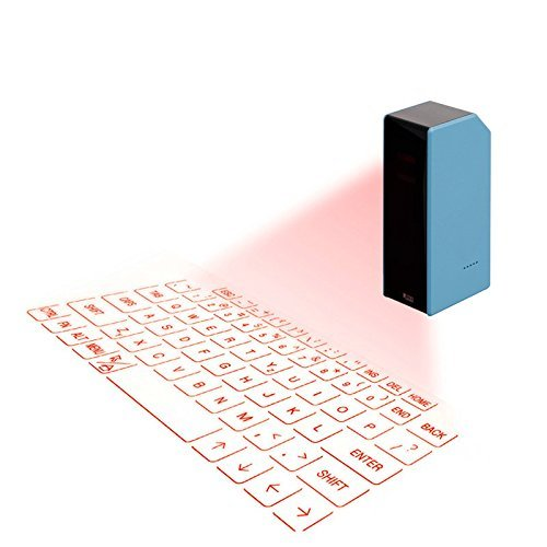 Virtual keyboard, ShowMe(TM) Laser Projection Bluetooth Wireless Keyboard for...