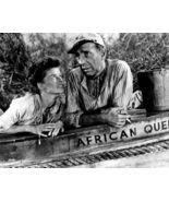 Humphrey Bogart  Katherine Hepburn  The African Queen 8x10 Photo - $14.00