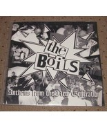 The Boils Anthems From The New Generation EP wps - $14.99