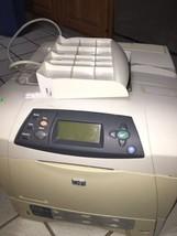Hp Laser Jet 4250N Laser Printer Q5401A 4250 Low Count - $144.44