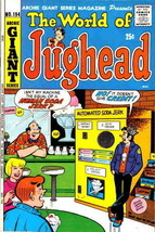 Archie Giant Series Magazine #194 FN; Archie | save on shipping - details inside - $5.99