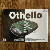 Othello Board Game Mattel Classic Game of Strategy New - $9.74
