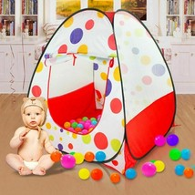 Kids Play Tent Baby Pit Pool Indoor Outdoor Children Portable Ball House... - $17.89