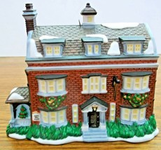 Department 56 Gads Hill Place 1997 Dickens Collectors Edition Ornaments MIB - $8.86
