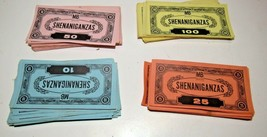 Vintage Shenanigazas  Game Money Bills Play Money rare - $16.53