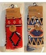 Forever 21 Women's Boot Socks Wool Blend One Size Lot Of 2 Pair - $12.99