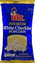 Utz Quality Foods Premium White Cheddar Popcorn 6.5 oz. Bag (4 Bags) - $26.50