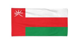 Oman Flag Beach Towel Swimming Pool Towels Summer Holiday Towels Gym Towel - $24.99+