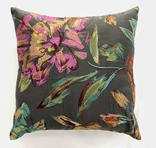 Cotton Linen | Fully Embroidered | Pillow/Cushion Cover - $63.11