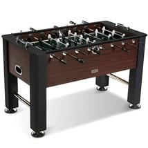 """Soccer Foosball Table Football Indoor Game Room 56"""" 4 Player Arcade Furn... - $362.07"""