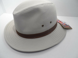 Men's DPC Outdoor Design MC68 Bark L Hat BRAND New with Tags NWT NICE! - $0.99