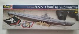 Revell 1:180 USS Lionfish Submarine WWIi Kit # 85-5228 - $34.65