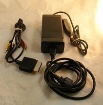 Xbox 360 Original Power Supply Brick W/Power Co... - $19.34