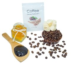 Coffee Deluxe Pedicure 1 pack (0.7 oz - 20g) image 7