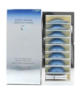 Estee Lauder Crescent White Full Cycle Brightening Cooling Sorbet Pack 8... - $52.24