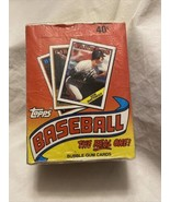 1988 Topps Baseball Cards  36 Ct Wax  Box Sealed Box - $25.29